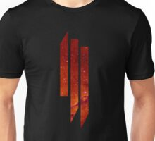 Skrillex galaxy red Unisex T-Shirt