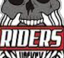 Rider Sticker