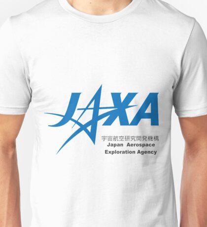 JAXA - Official Logo Unisex T-Shirt