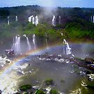 Iguazu Rainbow by dher5