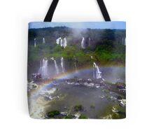 Iguazu Rainbow Tote Bag