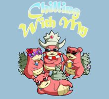 Chilling With My Bros Unisex T-Shirt