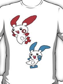 Plusle Minun T-Shirt