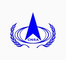 China National Space Administration Logo Unisex T-Shirt