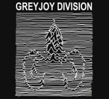 Greyjoy Division (Game of Thrones Shirt) by IG-HateyHate