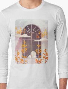 Outside The Window Long Sleeve T-Shirt
