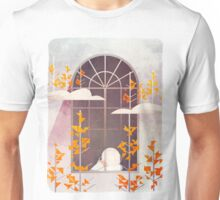Outside The Window Unisex T-Shirt