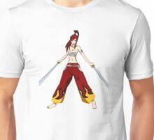 samurai girl Monokami Samurai Wars Unisex T-Shirt