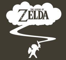 The Legend of Zelda by MasterofComedy