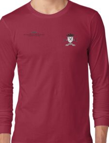 Americanconstruction Crest  Long Sleeve T-Shirt