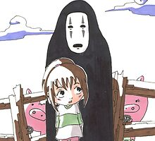 Spirited Away  by xlaws32111