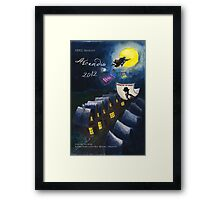 Ascendio 2012 Program Cover Framed Print
