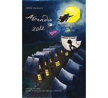 Ascendio 2012 Program Cover Photographic Print