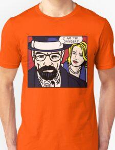 I Am the Danger Lichtenstein T-Shirt
