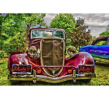 Take me for the ride! Photographic Print