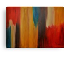 Hues Of Color Canvas Print