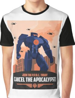 Pan Pacific Defense Corps (Pacific Rim) Graphic T-Shirt