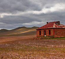 Burra Homestead Ruin  by pablosvista2