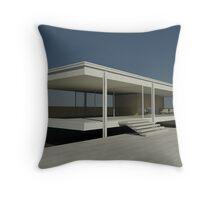 Farnsworth House Throw Pillow