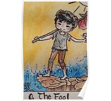 0. The Fool Poster
