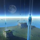 space elevator by vinpez