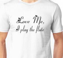 Flute Unisex T-Shirt