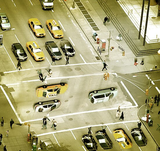 esher intersection by vinpez