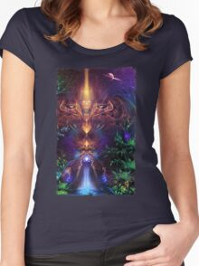 Ancient Infinite Women's Fitted Scoop T-Shirt
