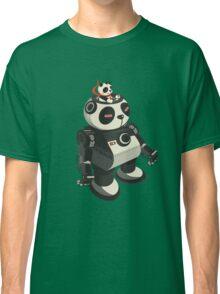 Mecha Panda Classic T-Shirt