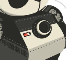 Mecha Panda Sticker