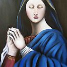 Virgin Mary by Ongie