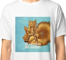 Wil Anderson - Wilarious (square) Classic T-Shirt