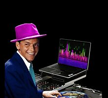 "DJ Frank Sinatra ""The Voice of the World"" by O O"
