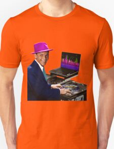 "DJ Frank Sinatra ""The Voice of the World"" T-Shirt"
