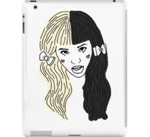 Mealanie Martinez - Outline iPad Case/Skin
