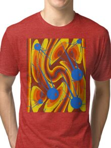 SPUTNIK ATTACK Tri-blend T-Shirt