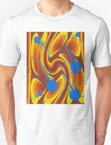 SPUTNIK ATTACK Unisex T-Shirt