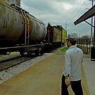 all aboard! by NIKULETSH