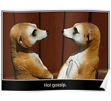 Hot Gossip Poster