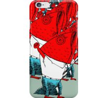 Fish Marching iPhone Case/Skin
