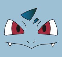 Ivysaur's face Kids Clothes
