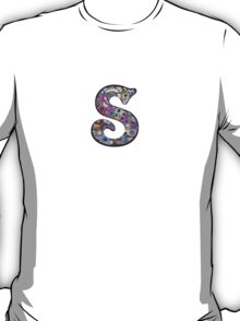 The Letter S T-Shirt