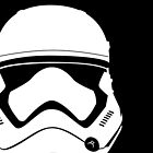 Star Wars - Stormtrooper by loulobrin