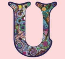 The Letter U Kids Clothes