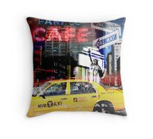 Cafe Fanelli Throw Pillow