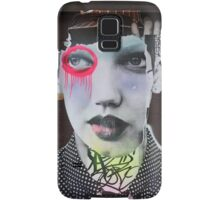 New York poster  Samsung Galaxy Case/Skin