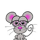 Maury Mouse by artandrhyme