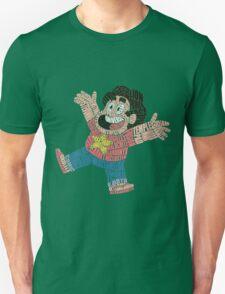 Typography Steven Universe T-Shirt