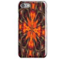 abstact b iPhone Case/Skin