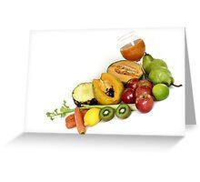 FRUIT FRUIT FRUIT!!! Greeting Card